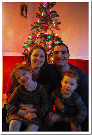 Mommy and Me Monday- The 42nd Edition- Christmas Tree Style