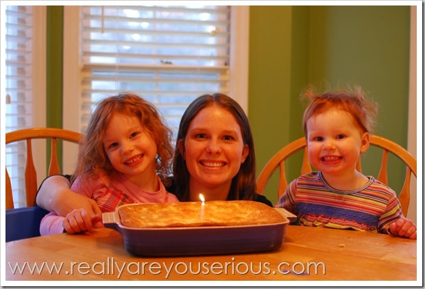 Mommy and Me Monday- The BIRTHDAY (52nd Edition)