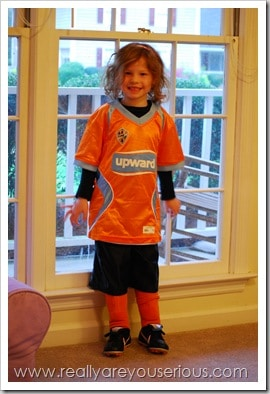 Mommy and Me Monday- Soccer Mom
