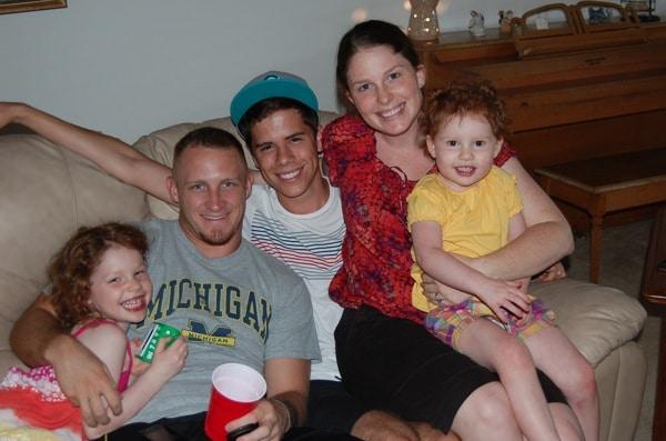 Gotta love family