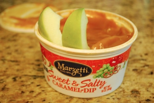 marzetti sweet and salty caramel dip