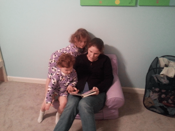 Reading with Mommy| Mommy and Me Monday
