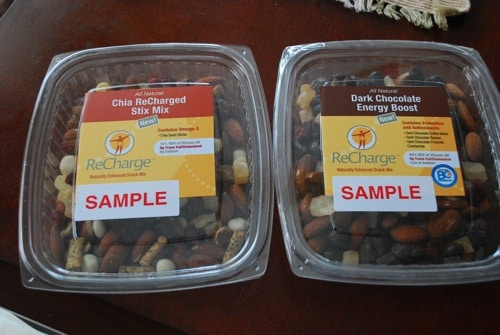 Probiotic-Infused Dark Chocolate Snack Mixes {Review and Giveaway}
