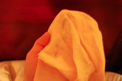 Guardsman dusting cloths