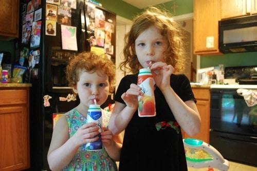 früsh yogurt and fruit shakes {review}