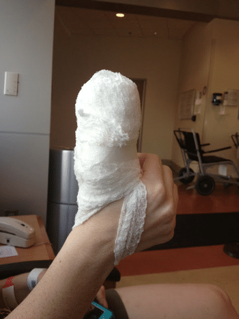 How Pinterest Put Me in the ER | PSF
