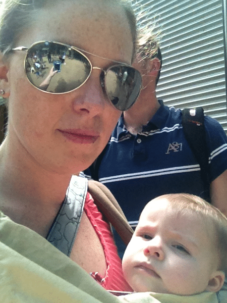 mommy and me monday with really are you serious at the zoo