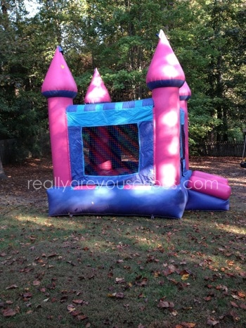 Awesome birthday party for girls