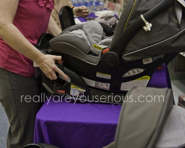 Graco recline adjustments