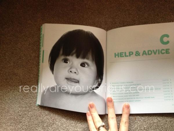 baby gooroo book breastfeeding guide