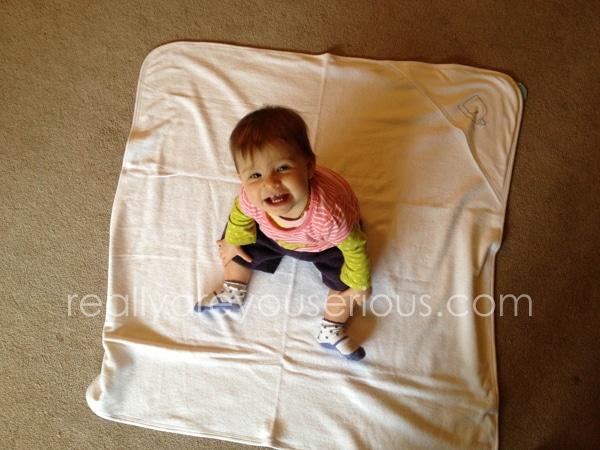 Baby gooroo towel