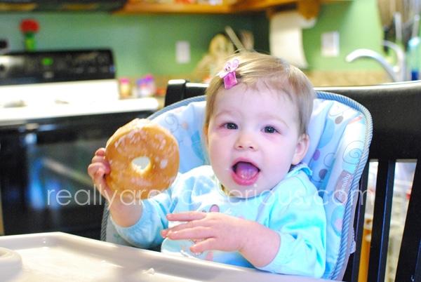 12 months E donut