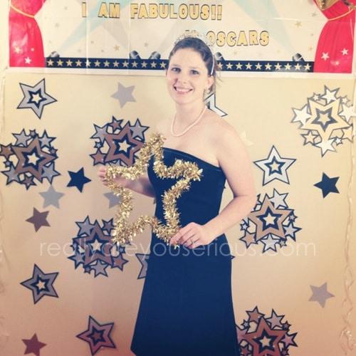Glam Mama Oscars Party