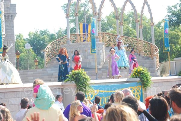 Merida's Coronation