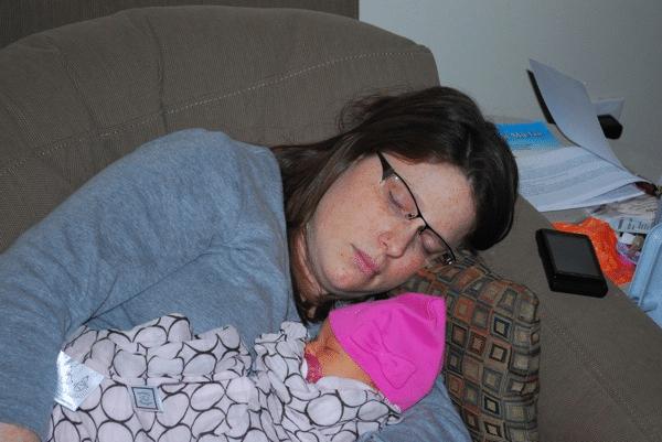 Sleeping with my E