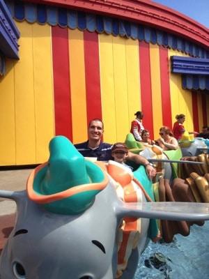 Dumbo Ride