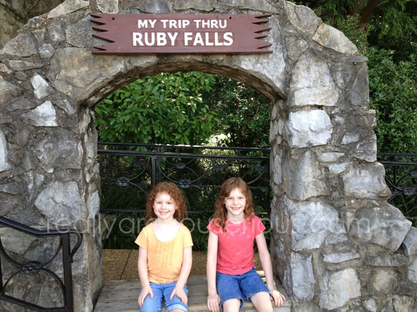 Chattanooga Tennessee   One day trip from Atlanta   Ruby Falls