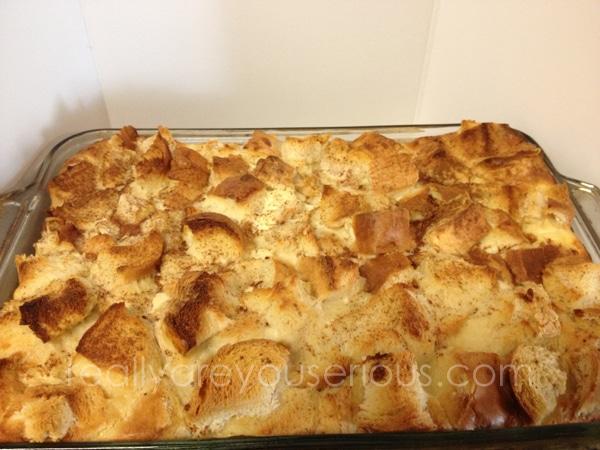 Easy Make-Ahead French Toast Casserole