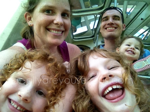 A Family Day-cation to Chattanooga, Tennessee | Incline Railway