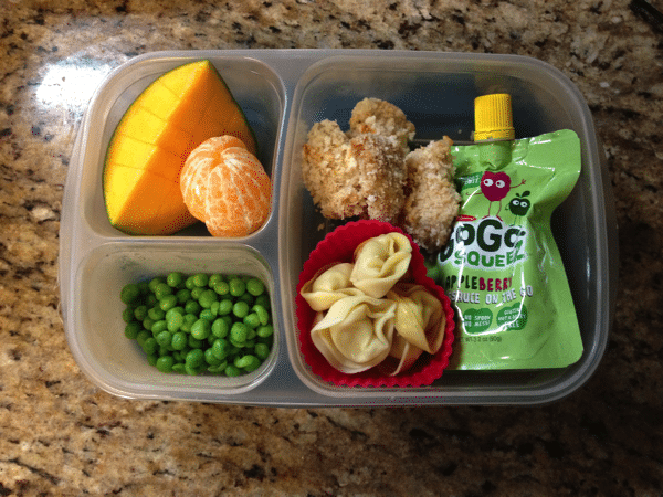 Bento Lunches for Toddlers/Preschool