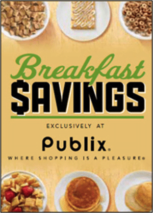 Breakfast, the most important meal of the day | Publix $25 Giveaway