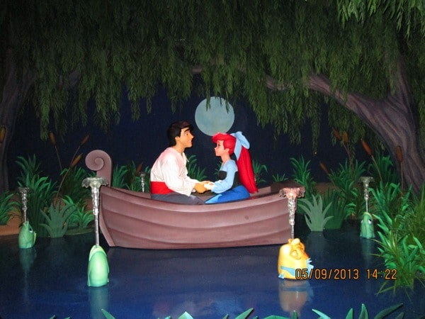 The Little Mermaid Blu-Ray DVD giveaway