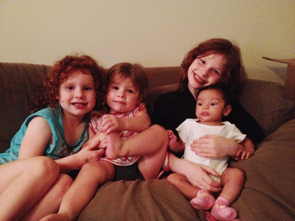 Preview of Life with 4 littles