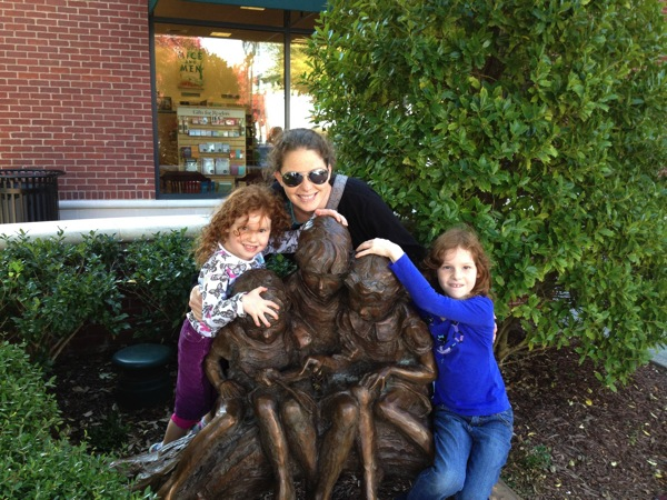 Just Mommy and Her Girls | Mommy and Me Monday | 194th ed