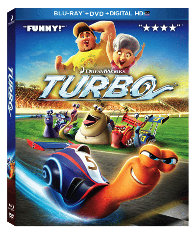 Turbo Movie Giveaway
