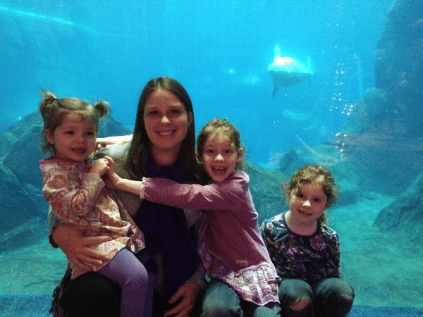 Georgia Aquarium Mommy and Me Monday 200th ed
