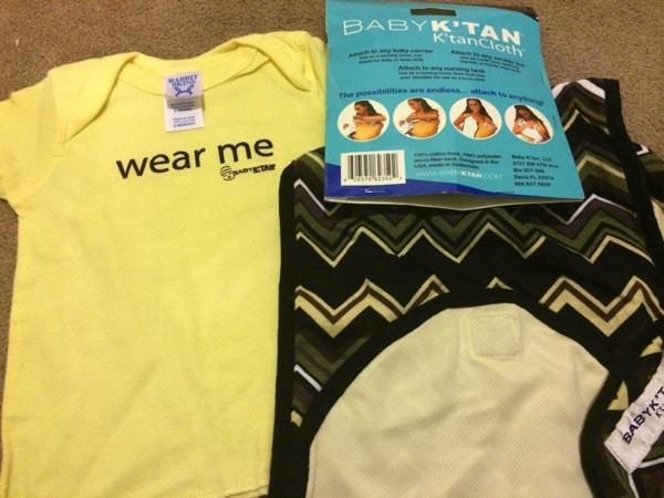 Baby K'tan accessories