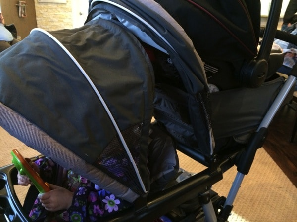 Graco Ready2Grow Stroller Review