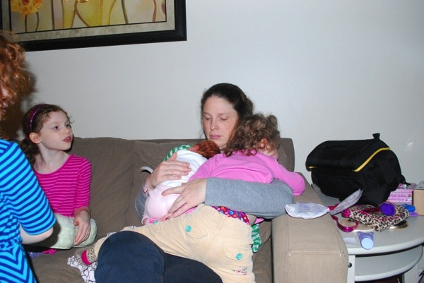 Full lap…full heart | Mommy and Me Monday | 204th ed