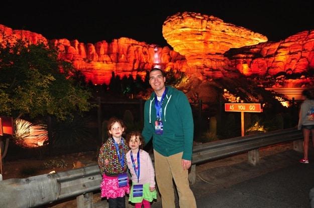 Disneyland dad solo