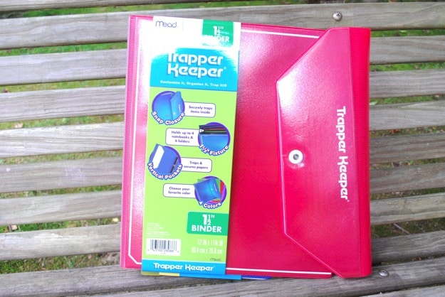 Children of the 80s | Trapper Keeper Giveaway