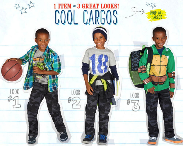 Children's Place Back to School Giveaway