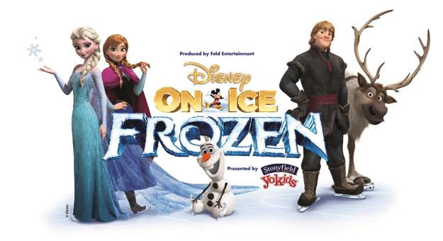 FROZEN Trivia from Disney on Ice