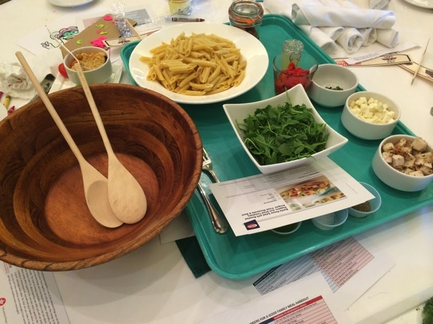 Easy Penne Pasta Salad