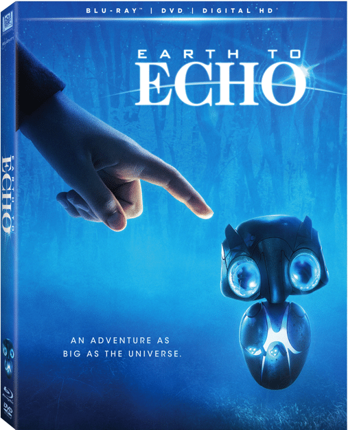 Earth to Echo is out on Blu-Ray | Giveaway #EchoInsiders