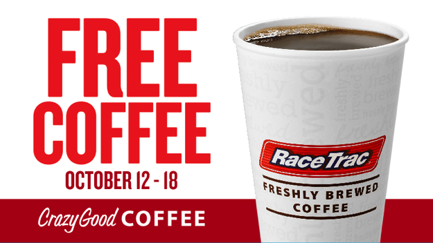 Free coffee for everybody