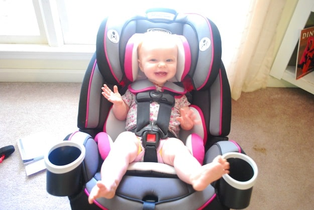 Graco 4ever Car Seat Review, Graco 4ever Convertible Car Seat