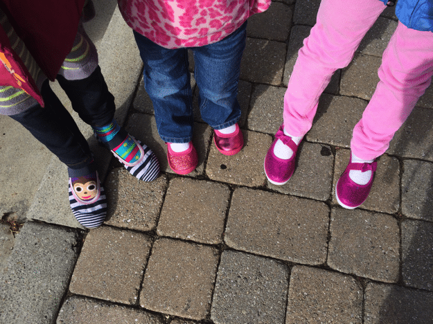 Tips for getting the best fit for kids shoes