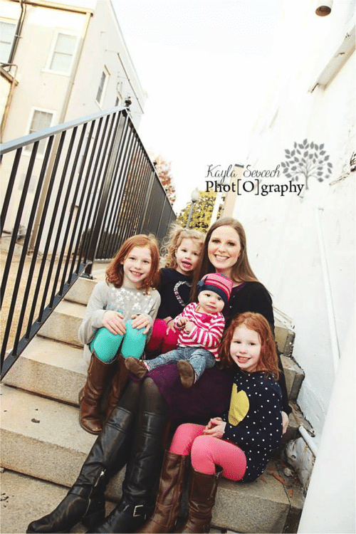 Family Pictures Preview | Mommy and Me Monday 248th ed