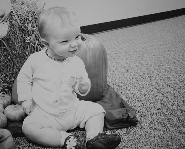 Rosie Riveter Baby B