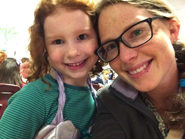 Three out of four | Mommy and Me Monday | 246th ed