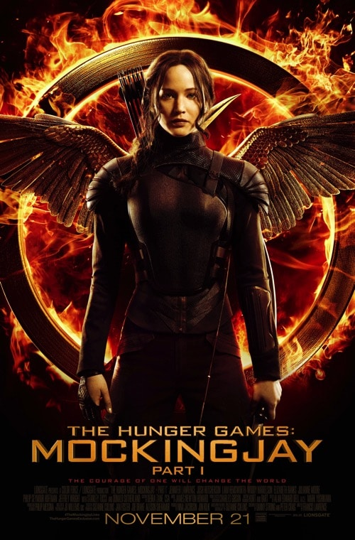 My favorite part of The Hunger Games:  Mocking Jay, Part 1 with Video