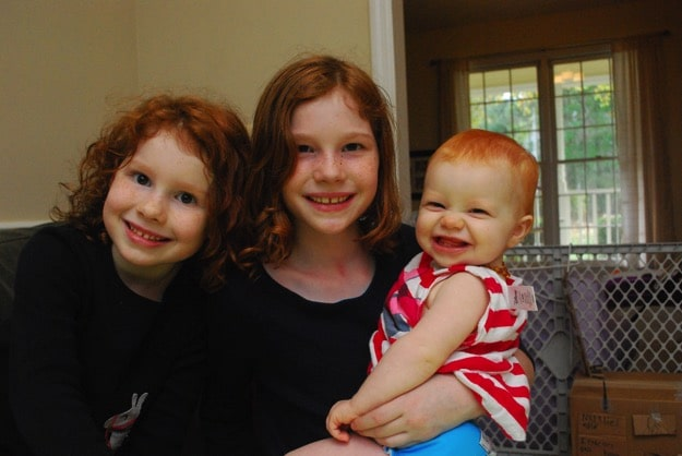 7 Things You Should Never Say To A Mom Of A Redhead