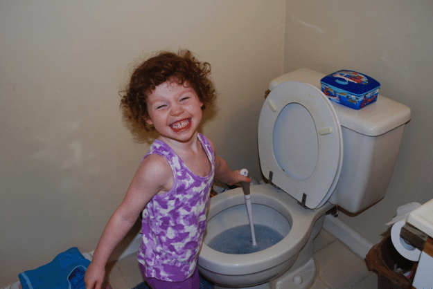 Age-appropriate ways your kids can help around the house