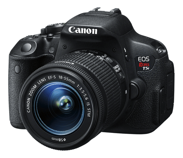 Canon Rebel T5i – Hot Gift Idea at Best Buy