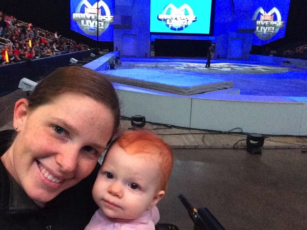 Marvel Live | Mommy and Me Monday | 253rd ed